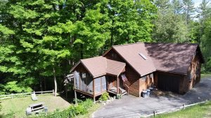 house rental Schroon Lake area