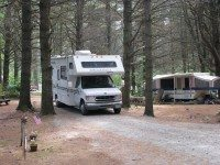 ADIRONDACK SEASONAL SITES camping