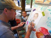 Arts Crafts Camping Activities
