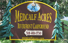 Welcome Medcalf Acres Riverfront Campground