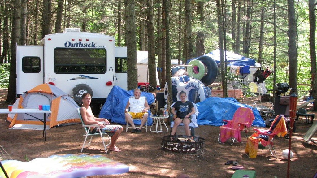 Medcalf Acres Riverfront Campground Near Schroon Lake In The Adirondack Mountains Campsite Family Fun Seasonal 1024x575